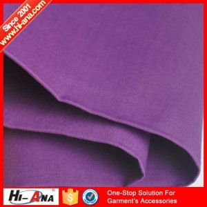 100 cotton poplin fabric