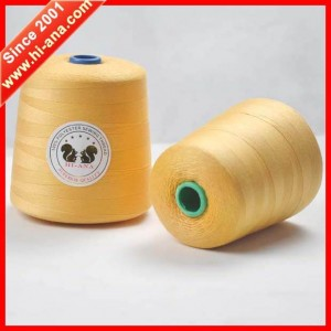 100% polyester sewing thread 20s3 5000m