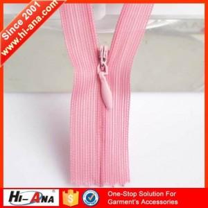 3 invisible zipper ha-0201-0111