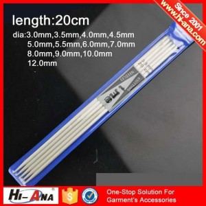 aluminium knitting needles ha=0806-b001