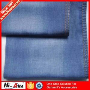 blue workwear jean fabric