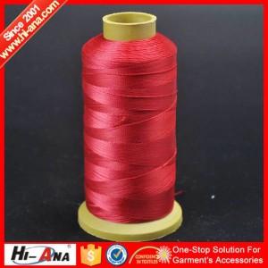 bonded nylon thread 150D 2 150G
