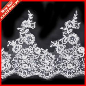 bridal lace trim ha-2004-0075 26CM
