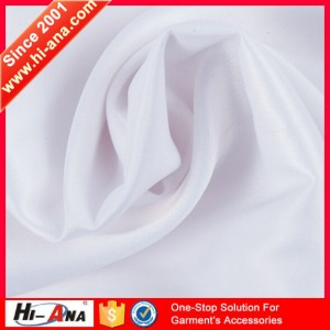 cheap white satin fabric