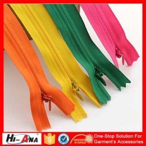 colored zipper ha-0201-0134