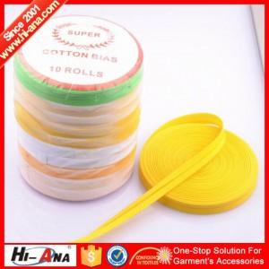 cotton bias tape ha-0401-0020