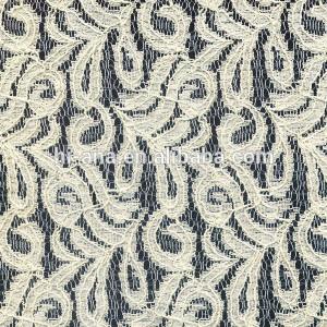 cotton nylon lace fabric