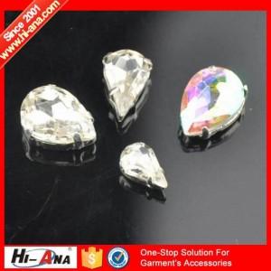 crystal bead garland ha-1220-A010