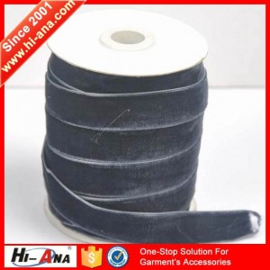 double sided velvet ribbon ha-0405-0155