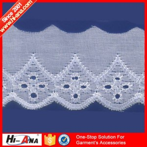 embroidery lace trim ha-2001-0473inch2