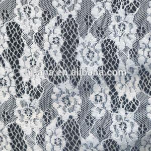 fashion elastic lace fabric