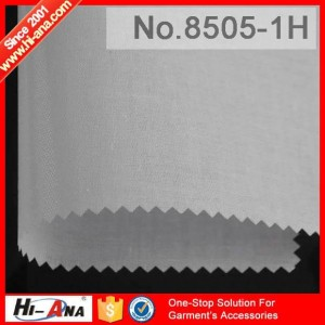 fusible interlining fabric 8505-1H