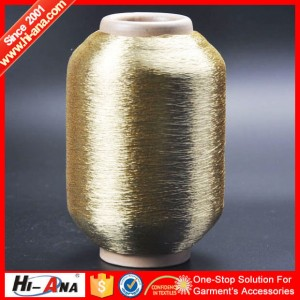 gold embroidery thread MH 500G