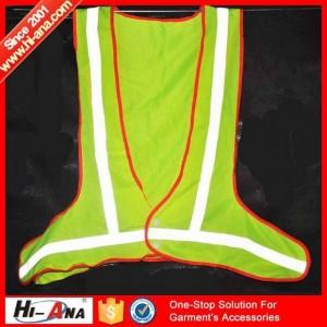 green safety reflective jacket ha-0907-0012