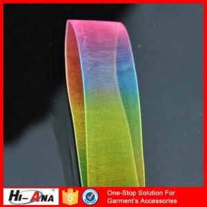 hand dyed silk ribbon ha-0408-0135