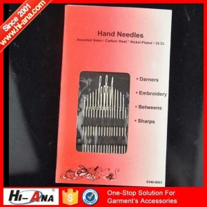 hand sewing needles ha-0802-0046