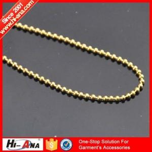 metal ball chain