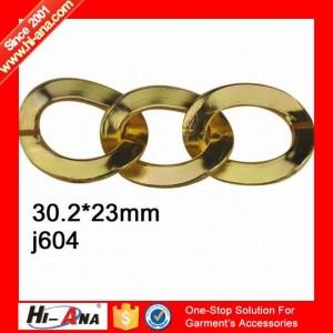 bag accessories metal chain