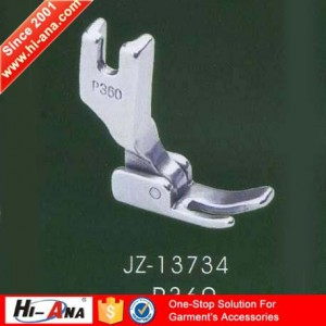 industrial sewing machine presser feet
