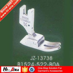 sewing machine roller presser foot