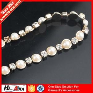 chain crystal rhinestone