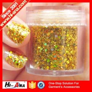 metallic glitter powder