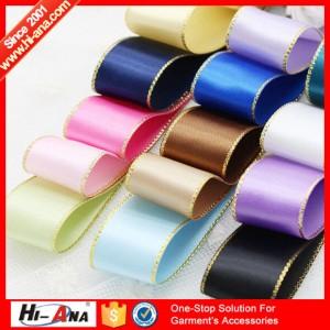 satin ribbon factory in china