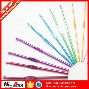 crochet needles