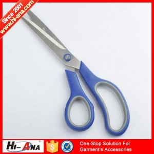 different kinds of scissors