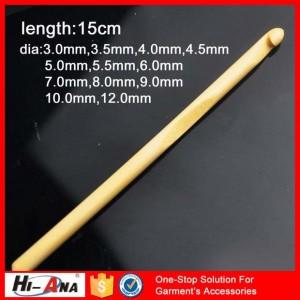 bamboo crochet hooks