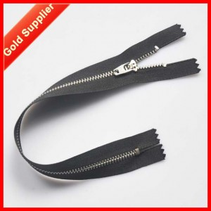 metal zipper for jeans