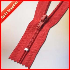 kinds of zipper