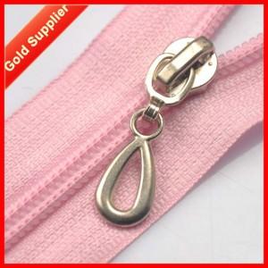 custom metal zipper pull
