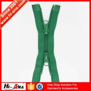 rose gold zipper