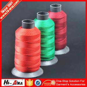 manufacturers industrial sewing thread 210D 4