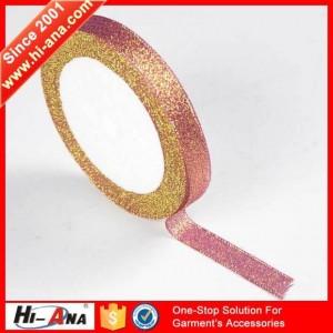 metallic foil ribbon ha-0409-0024