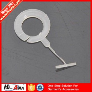 plastic tag pin