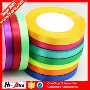 rainbow satin ribbon ha-0402-0047