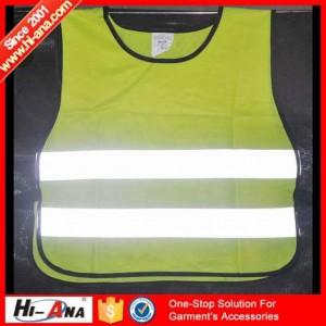 reflective running vest ha-0907-0001