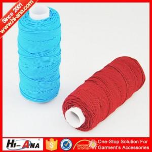 rubber elastic thread ha-0107-et15