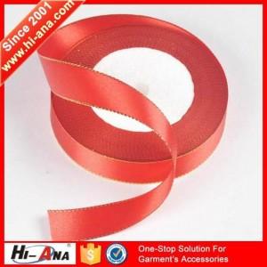 satin leaf ribbon ha-0402-0037