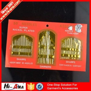 sewing needles brands ha-0802-0056