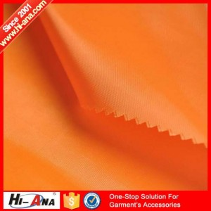 taffeta barcode label fabric