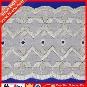 white lace fabric ha-2001-0263.4